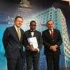 Alumno MGI es distinguido con premio al Mejor Estudiante Mozambicano en Chile 2018